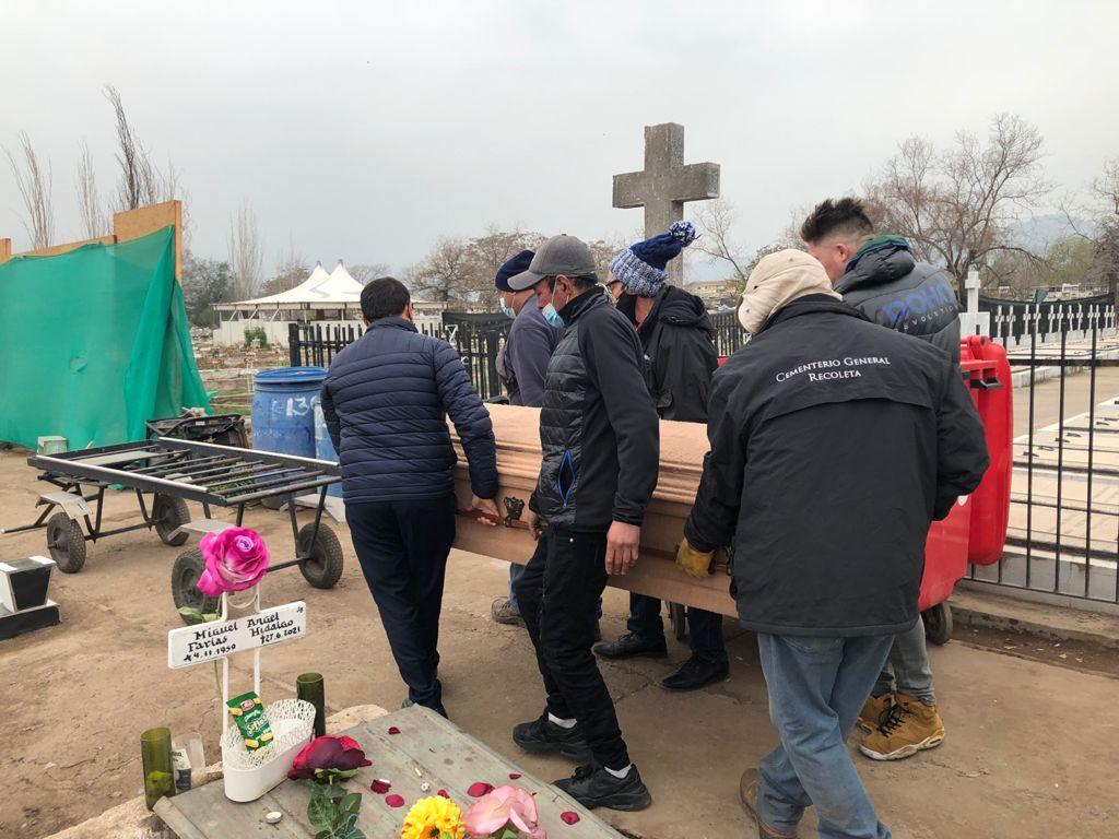 El derecho a una sepultura digna, un derecho humano